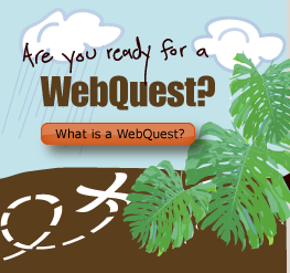 welcome to webquest